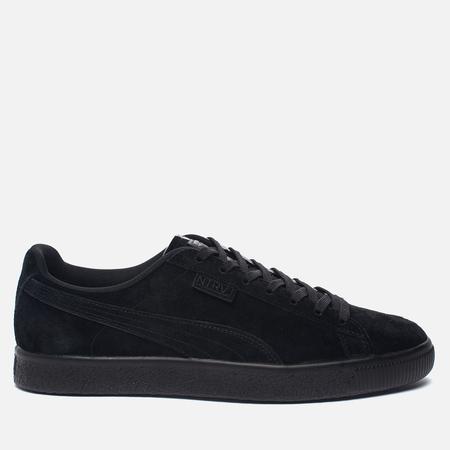 Мужские кроссовки Puma x Staple Clyde Black/White