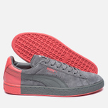 Мужские кроссовки Puma x Staple Suede Frost Grey/Georga Peach фото- 2