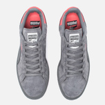 Мужские кроссовки Puma x Staple Suede Frost Grey/Georga Peach фото- 4
