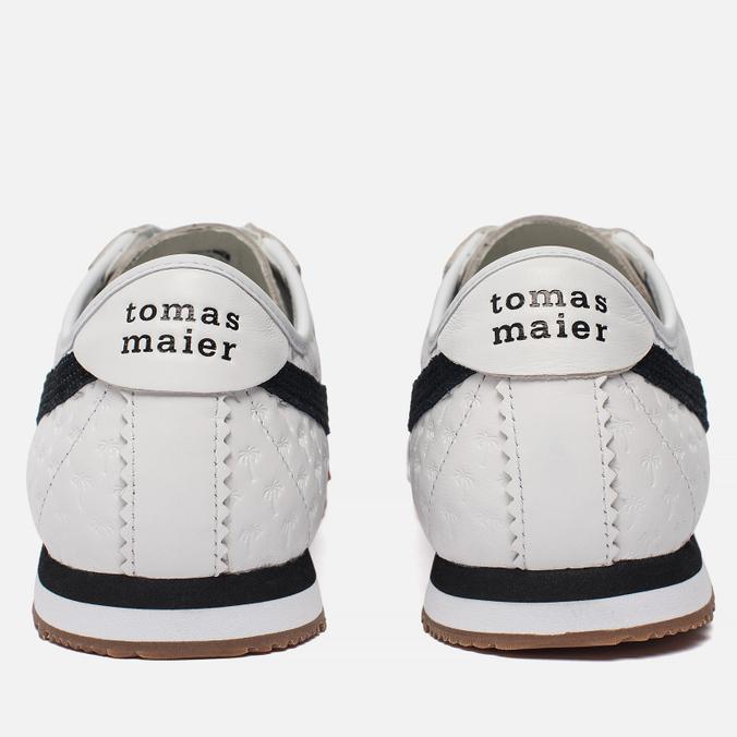 766a2fb5eef9 Мужские кроссовки Puma x Tomas Maier Roma 68 White Black 365954-01