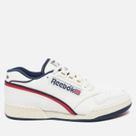Reebok Act 600 85 Chalk/Paper Men's Sneakers White/Red/Navy photo- 0