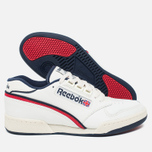 Reebok Act 600 85 Chalk/Paper Men's Sneakers White/Red/Navy photo- 2