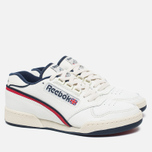 Reebok Act 600 85 Chalk/Paper Men's Sneakers White/Red/Navy photo- 1