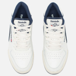 Reebok Act 600 85 Chalk/Paper Men's Sneakers White/Red/Navy photo- 4