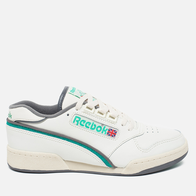 Мужские кроссовки Reebok Act 600 85 Chalk/Paper White/Teal Energy/Shark/Red