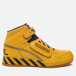 Мужские кроссовки Reebok Alien Stomper Power Loader Final Battle Pack Retro Yellow/Black/Gum фото- 0