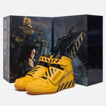 Мужские кроссовки Reebok Alien Stomper Power Loader Final Battle Pack Retro Yellow/Black/Gum фото- 6