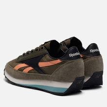 Мужские кроссовки Reebok AZ 79 Army Green/Green Slate/Sunbaked Orange фото- 2