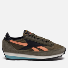 Мужские кроссовки Reebok AZ 79 Army Green/Green Slate/Sunbaked Orange фото- 3