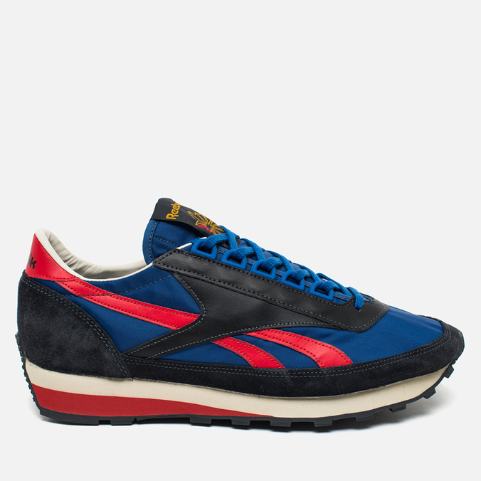 Мужские кроссовки Reebok Aztec OG Black/Collegiate Royal/Red Rush/Havana