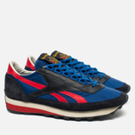 Мужские кроссовки Reebok Aztec OG Black/Collegiate Royal/Red Rush/Havana фото- 1