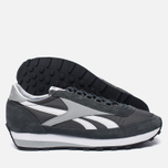 Мужские кроссовки Reebok Aztec Retro Gravel/Flat Grey/White/Flash Red/Black фото- 1