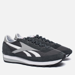 Мужские кроссовки Reebok Aztec Retro Gravel/Flat Grey/White/Flash Red/Black фото- 2
