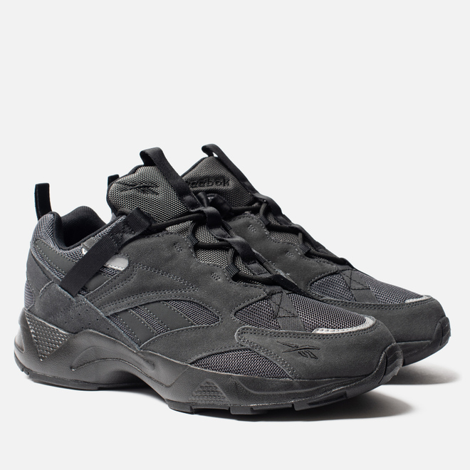 Мужские кроссовки Reebok Aztrek 96 Adventure True Grey/Black/Rose Red