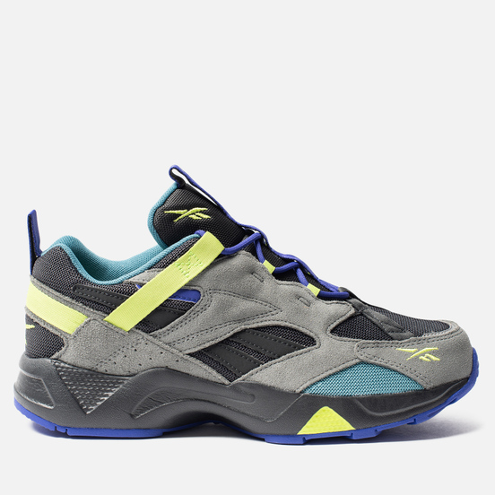 Мужские кроссовки Reebok Aztrek 96 Adventure True Grey/True Grey/Ultima Purple