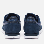 Reebok CL Leather NP Men's Sneakers Collegiate Navy/Midnight Blue/White photo- 3