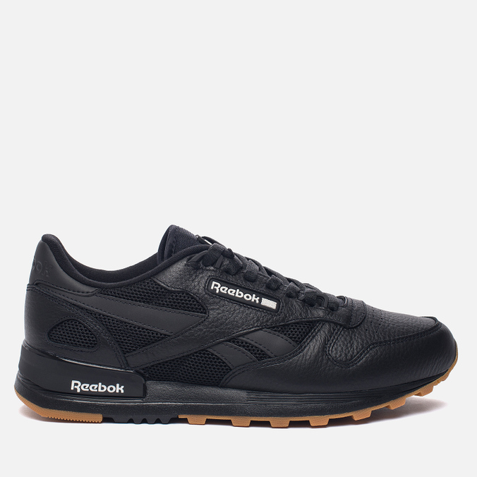 Мужские кроссовки Reebok Classic Leather 2.0 Black/White/Gum