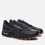 Мужские кроссовки Reebok Classic Leather 2.0 Black/White/Gum фото- 1