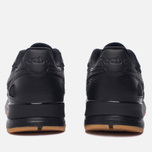 Мужские кроссовки Reebok Classic Leather 2.0 Black/White/Gum фото- 3