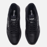 Мужские кроссовки Reebok Classic Leather 2.0 Black/White/Gum фото- 4
