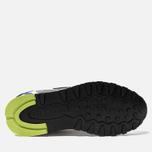 Мужские кроссовки Reebok Classic Leather ATI 90s White/Black/Neon Lime/Cobalt фото- 4
