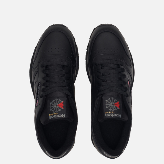 Мужские кроссовки Reebok Classic Leather Black