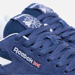 Мужские кроссовки Reebok Classic Leather IS Midnight Blue/White фото- 5