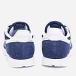 Мужские кроссовки Reebok Classic Leather IS Midnight Blue/White фото- 3
