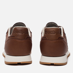 Мужские кроссовки Reebok Classic Leather Lux Ginger/Chalk/Beach Stone/Beige фото- 3
