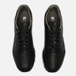 Мужские кроссовки Reebok Classic Leather Lux Horween Black/Coal/Chalk фото- 4