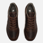 Мужские кроссовки Reebok Classic Leather Lux Horween Just Brown/Golden Brown/Chalk фото- 4