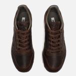 Reebok Classic Leather Lux Horween Just Men's Sneakers Brown/Golden Brown/Chalk photo- 4