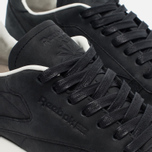 Мужские кроссовки Reebok Classic Leather Lux PW Black/Beige/Chalk/Beach Stone фото- 5