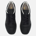Мужские кроссовки Reebok Classic Leather Lux PW Black/Beige/Chalk/Beach Stone фото- 4