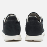 Мужские кроссовки Reebok Classic Leather Lux PW Black/Beige/Chalk/Beach Stone фото- 3