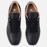 Мужские кроссовки Reebok Classic Leather PN Black/White фото- 4