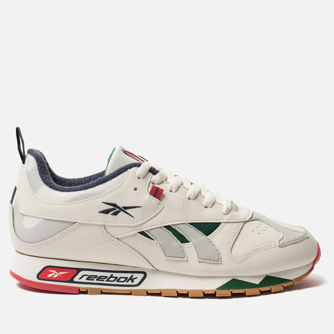 Мужские кроссовки Reebok Classic Leather RC 1.0 Chalk/Skull Grey/Heritage Navy