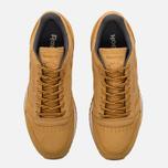 Мужские кроссовки Reebok Classic Leather Ripple WP Golden Wheat/Urban Grey/Chalk фото- 4