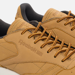 Мужские кроссовки Reebok Classic Leather Ripple WP Golden Wheat/Urban Grey/Chalk фото- 5