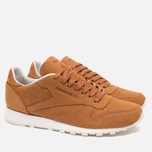 Мужские кроссовки Reebok Classic Leather Rusty/Beige/Chalk/Beach Stone фото- 1