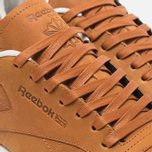 Мужские кроссовки Reebok Classic Leather Rusty/Beige/Chalk/Beach Stone фото- 5