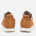 Мужские кроссовки Reebok Classic Leather Rusty/Beige/Chalk/Beach Stone фото- 3