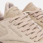 Мужские кроссовки Reebok Classic Leather TDC Oatmeal/Gum фото- 5