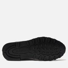 Мужские кроссовки Reebok Classic Leather Vector Black/White/Toxic Yellow фото- 4