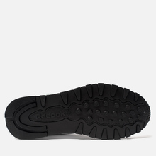 Мужские кроссовки Reebok Classic Leather Vector White/Black/Emerald фото- 4