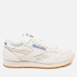Мужские кроссовки Reebok Classic Leather Vintage Chalk/Paper White фото- 0