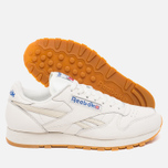Мужские кроссовки Reebok Classic Leather Vintage Chalk/Paper White фото- 2