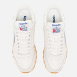 Мужские кроссовки Reebok Classic Leather Vintage Chalk/Paper White фото- 4