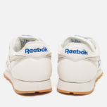 Мужские кроссовки Reebok Classic Leather Vintage Chalk/Paper White фото- 3
