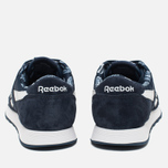 Кроссовки Reebok x Hundreds Classic Nylon Affiliates Navy/White/Riot Red фото- 3
